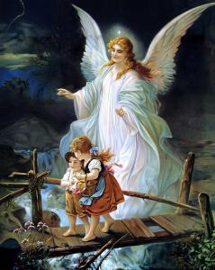 Angelwithchildren