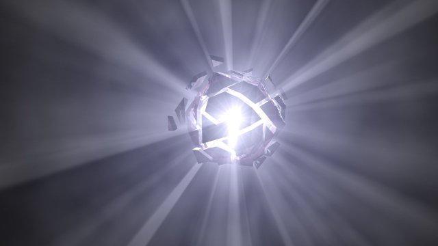 emerging light