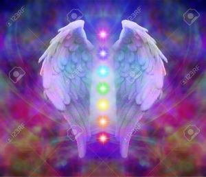 angel-wings-and-seven-chakras